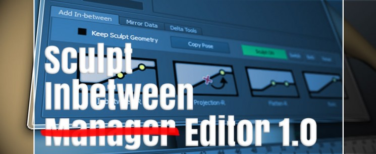 Sculpt Inbetween Editor 1.0